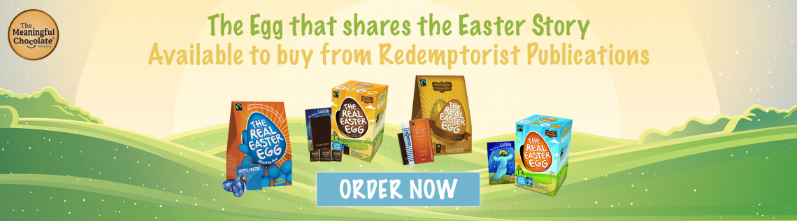 The Real Easter Eggs Fairtrade Chocolate With The Story Of