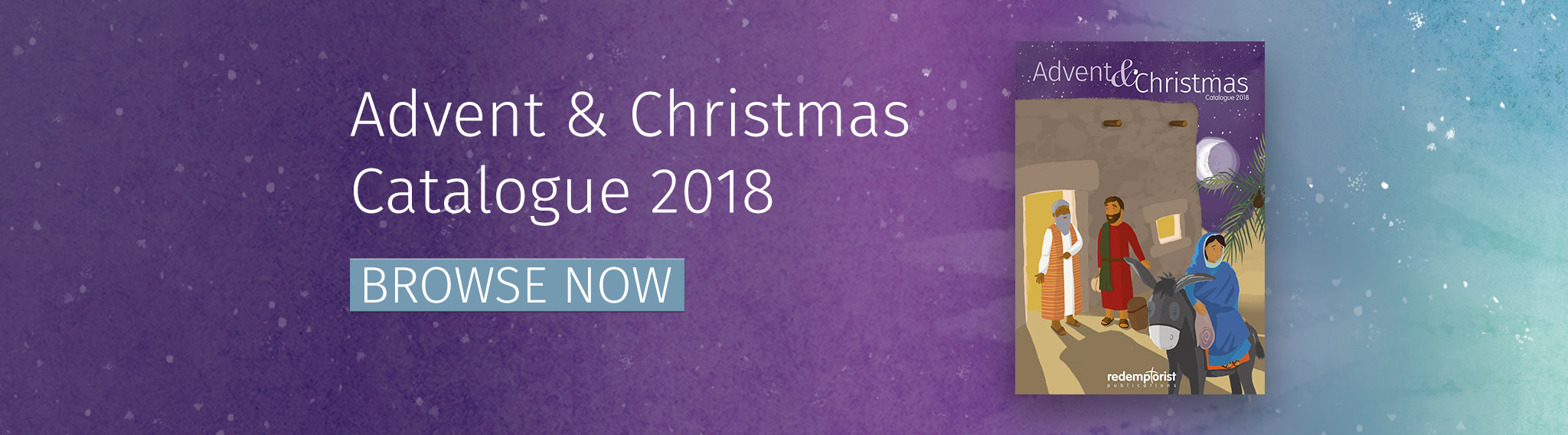 Advent and Christmas Catalogue 2018