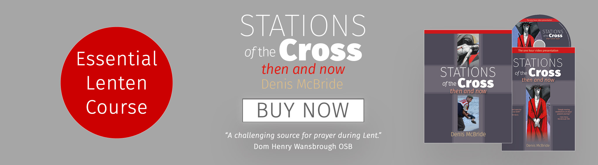 Stations of the Cross then and now
