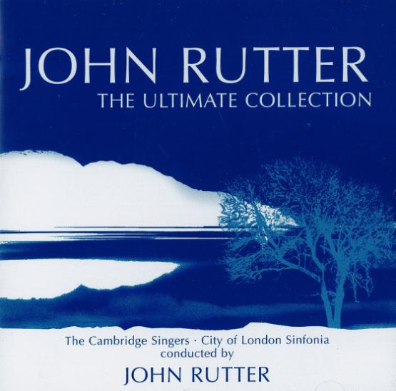 CD:JOHN RUTTER COLLECTION