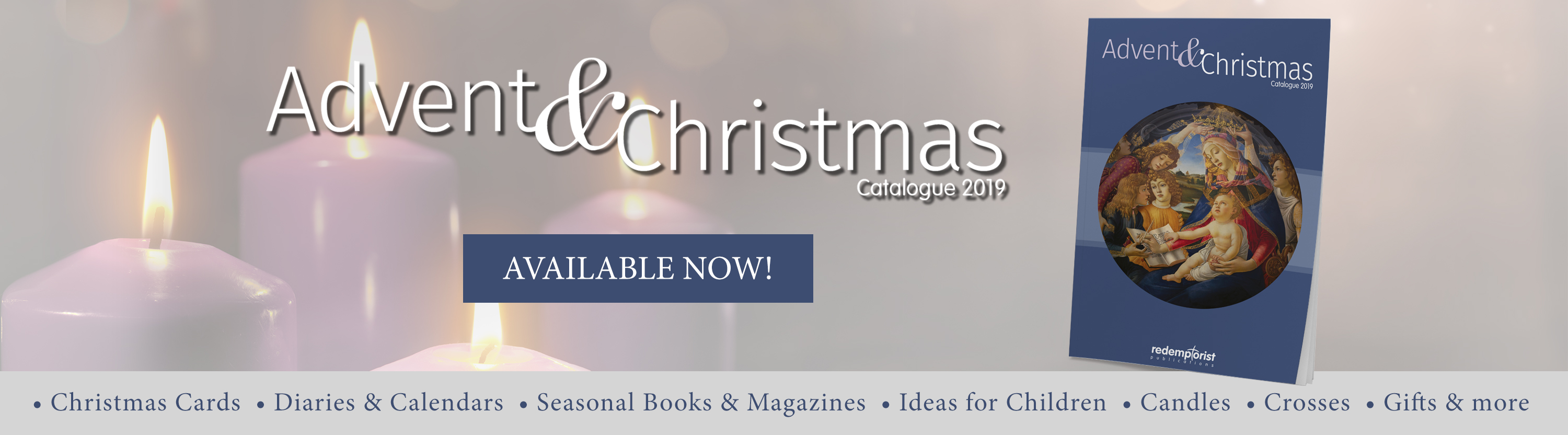 Advent & Christmas Catalogue 2019