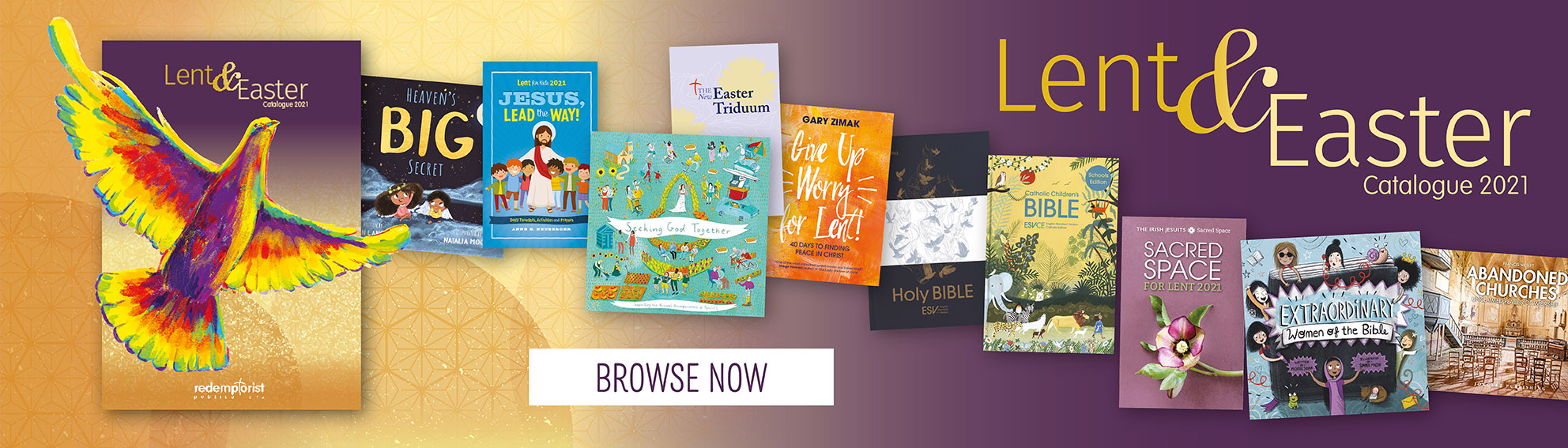 CATALOGUE - Lent and Easter 2020
