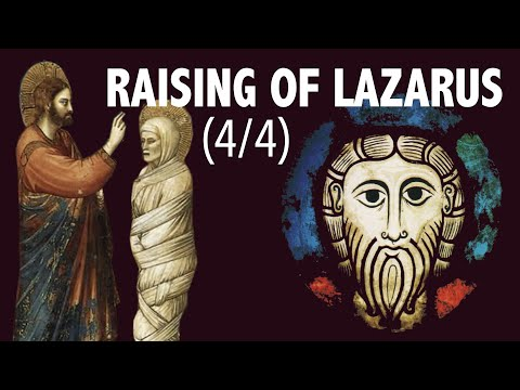 John 11:1-45 | The Raising of Lazarus
