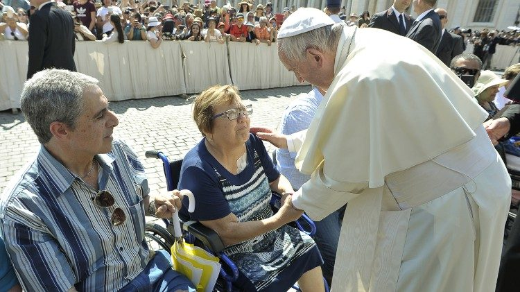 Pope Francis' Message for International Day of Persons with Disabilities