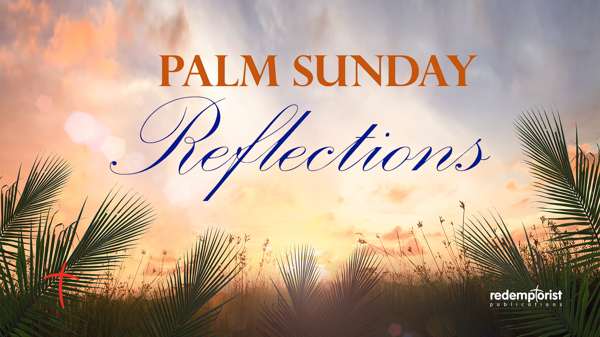 Palm Sunday Reflections with Fr Denis